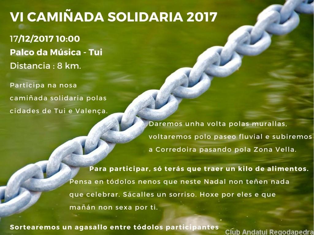 andaina solidaria 2017